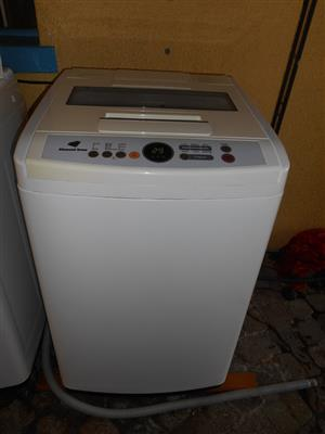 Fully automatic SAMSUNG diamond drum 8kg top loader..... 100%