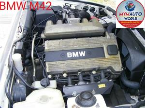 Imported used BMW E36 DOHC 4 CYL 16V, M42,  Complete second hand used engines