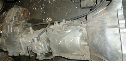 Ssanyoug Musso 662 4x4 5 speed gearbox for sale