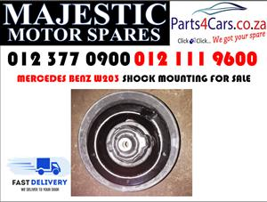 Mercedes benz W203 shock mounting for sale