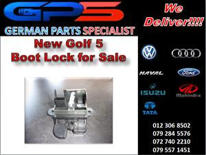 New VW Golf 5 Boot Lock for Sale