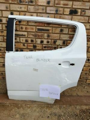 Chevrolet Trailblazer Left Rear Door  Contact for Price