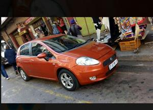 2007 Fiat Punto Grande  1.3 Multijet 5 door Dynamic