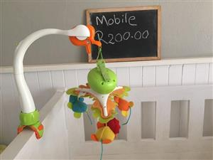 Cot mobile for sale
