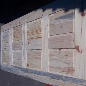 8 panel SA pine doors