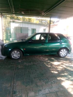 2002 Ford Fiesta 1.4 5 door Ambiente