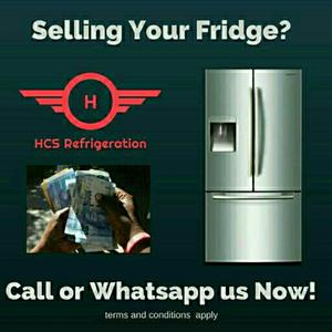 Need to sell your broken fridge