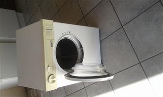 Caravaan mini tumble dryer