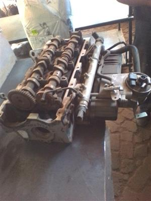 Merc Vito 115 Cylinder Head