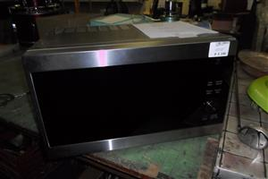 42 LG Smart Grill Microwave