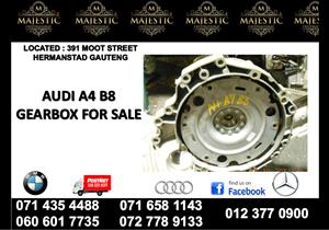 Audi A4 B8 gearbox for sale