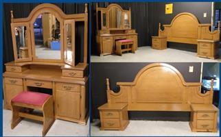 Bedroom suite for sale R4000.