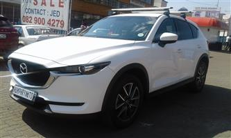 2018 Mazda CX-5 2.0 Dynamic