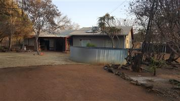 House to rent in the Bon Accord area with a good 4 bedroom R10 000