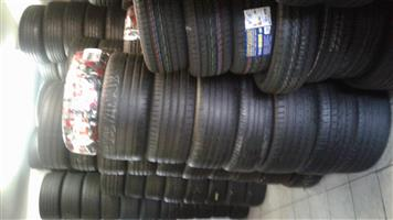 Affordable and quality secondhand tyres, mags, rims