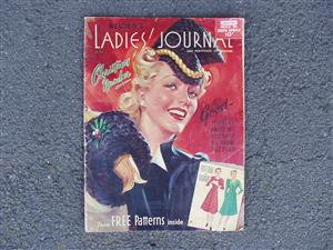 Weldon's Ladies Journal and Portfolio of Fashions No. 719 (May 1939) Single Issue Magazine