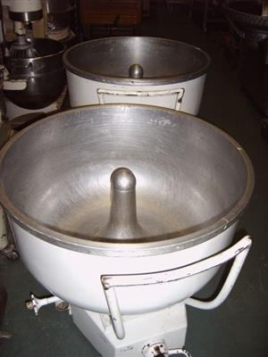 Large dough mixer