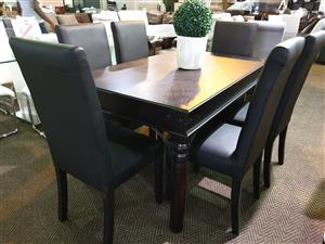 Jalang Dining Suite WAS R 12795 NOW R 8995