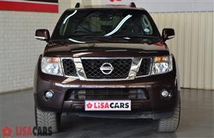 2012 Nissan Pathfinder 3.0dCi V6 LE