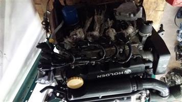 Opel Corsa 1600 8V Engine  # Z16SE