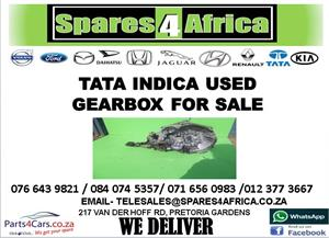 TATA INDICA USED GEARBOX FOR SALE