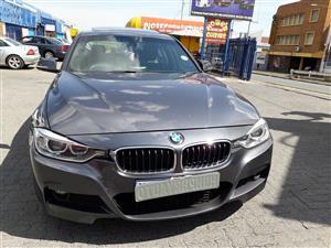 2014 BMW 3 Series 320i M Sport sports auto