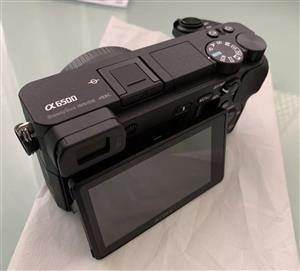 a6500 camera sony pre-owned