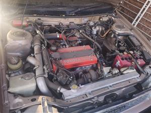 1989 Toyota Corolla 160i GLE