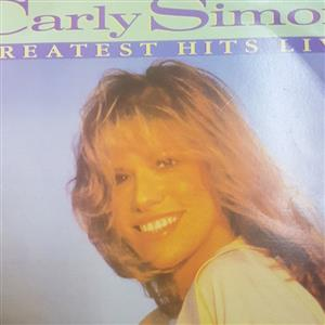 Carly Simon Various  Vinyls from R10.00 a LP