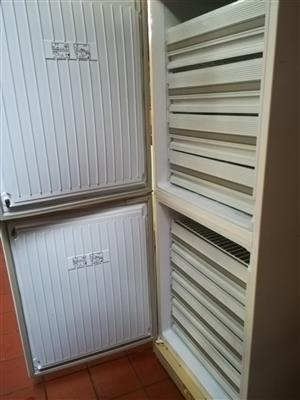 Upright Double Door Freezer - 325L