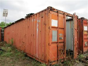 Shipping and Office Containers for sale in PH Projects Online Auction