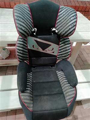 Car Seat Booster 4kgs up to 20 kgs for R2000