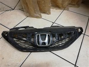 Honda brio main grill