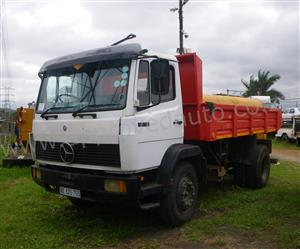 1996 Mercedes Benz Econo liner 1214 used 6 cube Tipper truck for sale in Durban KZN - AA2980