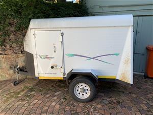 Challenger Box trailer for sale