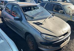 Peugeot 206 1.4hdi 2006 Stripping for spares