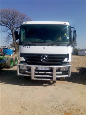 34 ton Side tipper trucks needed asap
