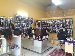 Hair Salon and Business for sale in Vereeniging +27836638188