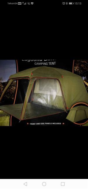 Campmaster 5 man tent