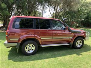 1995 Toyota Land Cruiser 4.2TD VX