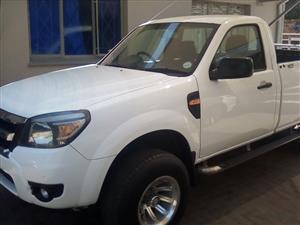 2010 Ford Ranger 2.2
