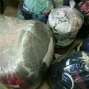 Secondhand clothing bales WestRand Jhb