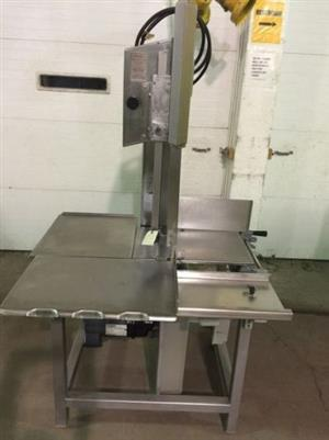 SABS 2 Butchery Meat Saw Machine's And Meat Display Fridges (PTY) Ltd