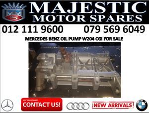 Mercedes CGI oil pump for sale