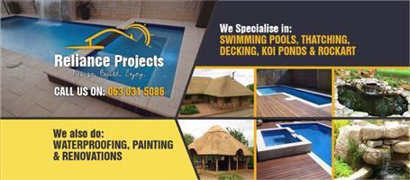 Swimming Pools | Thatching | Decking