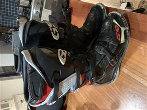 BMW GS Pro Boots