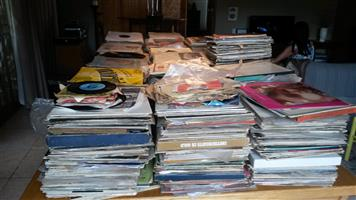Vinyl LP Records Wanted