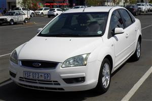 2006 Ford Focus sedan 2.0TDCi Trend