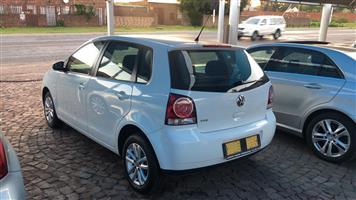2016 VW Polo 1.4 Trendline
