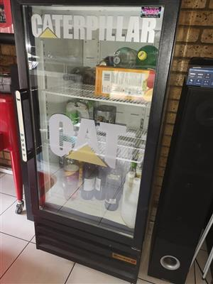 Black cat bar fridge for sale